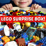 LEGO Surprise Box: Inspiring Creative Lego Building