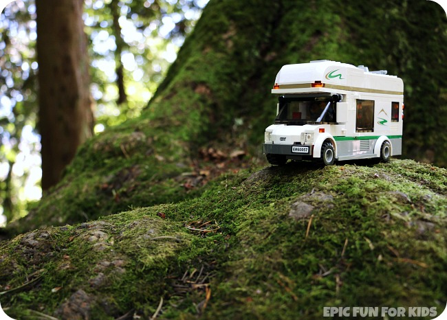 LEGO in the Great Outdoors: LEGO City Camper Van 60057 - Epic Fun ...