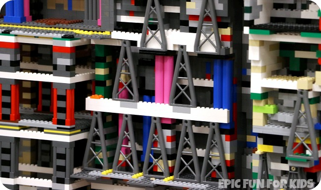 Tons of fun LEGO building inspiration from Seattle BrickCon 2014